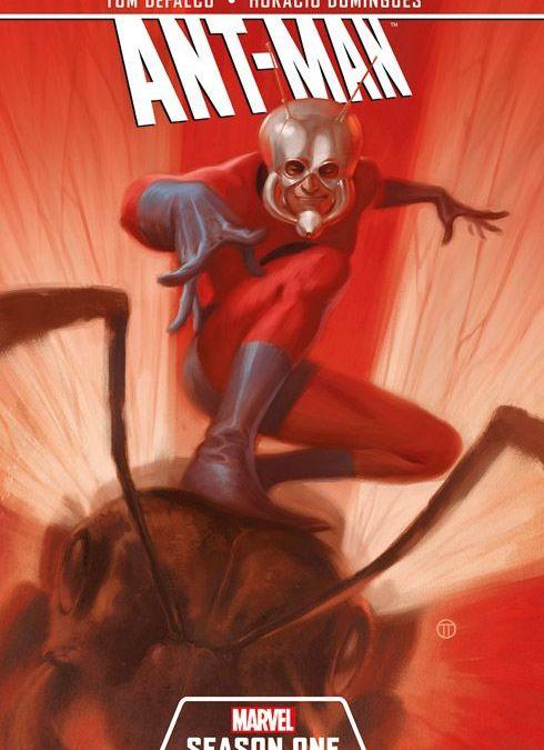 """Comicreview: """"Ant-Man – Season One"""""""