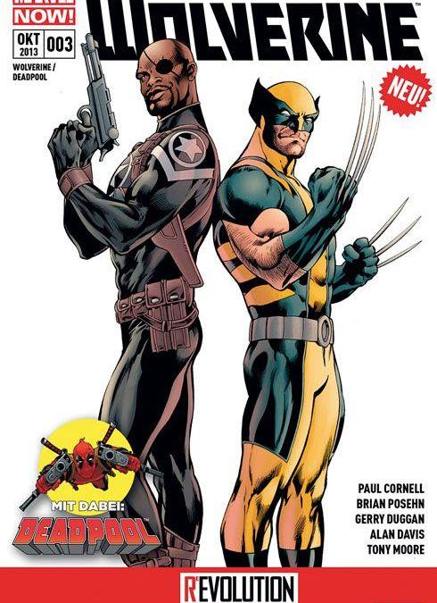 "Marvel Comicreview Now! – ""Wolverine und Deadpool #3?"