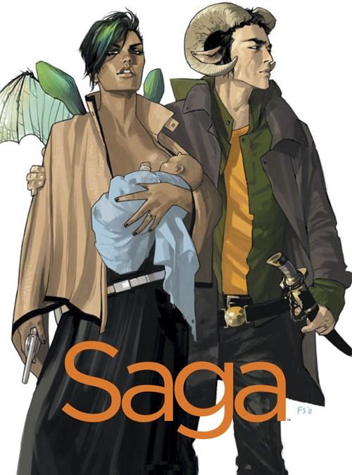 "Comicreview: ""Saga"" Band 1"