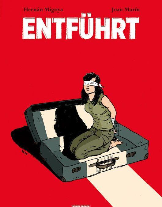 """Comicreview: """"Entführt"""" – Das Mädchen im Koffer"""