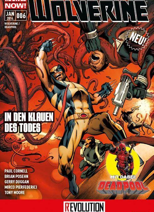 Comicreview Now! Wolverine & Deadpool 6