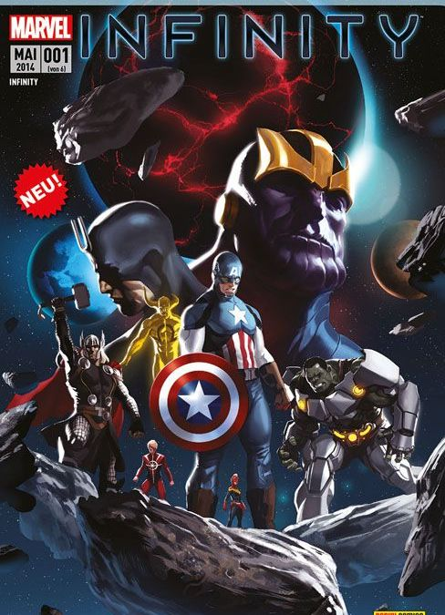 """Comicreview: """"Infinity"""" #1/6"""