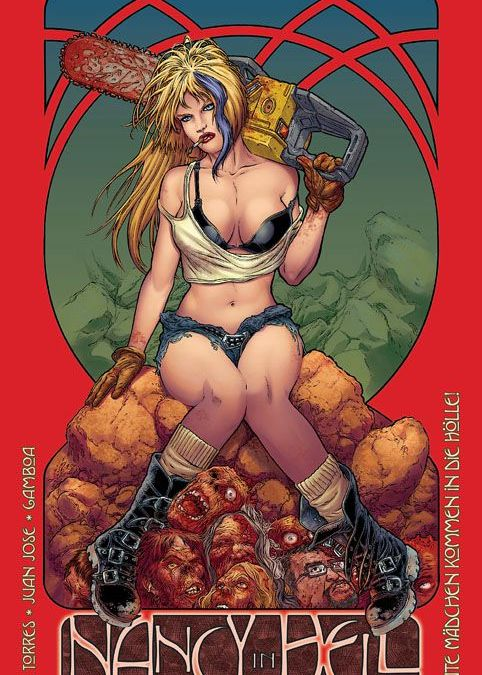 """Comicreview: """"Nancy in Hell"""""""