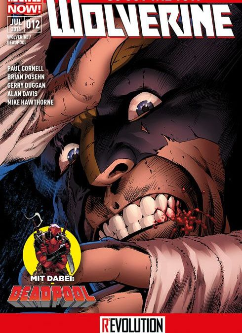 Comicreview: Wolverine & Deadpool #12