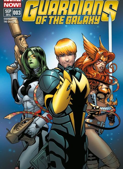 "Comicreview: ""Guardians of the Galaxy"" Band 3"