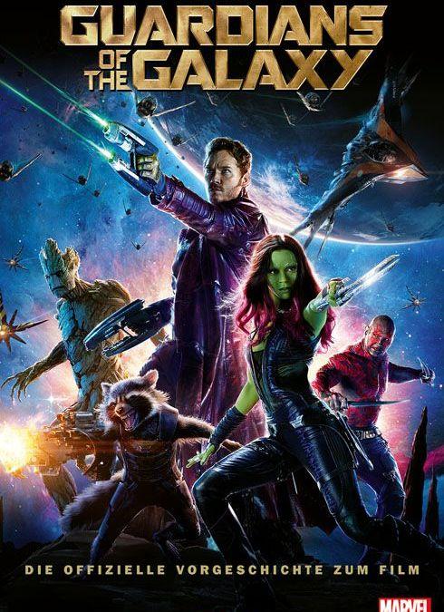 Comicreview: Guardians of the Galaxy – die offizielle Vorgeschichte zum Film