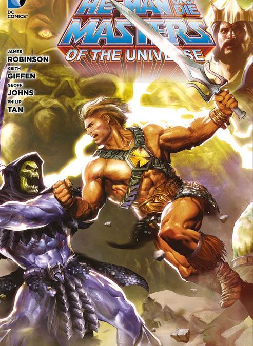 Comicreview: He-Man und die Masters of the Universe
