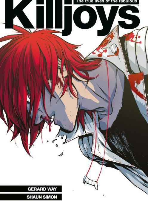 Comicreview: The True Lives of the Fabulous Killjoys