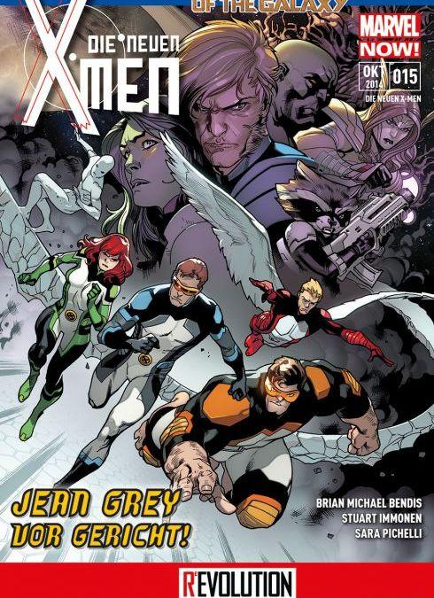 Comicreview: Die neuen X-Men #15