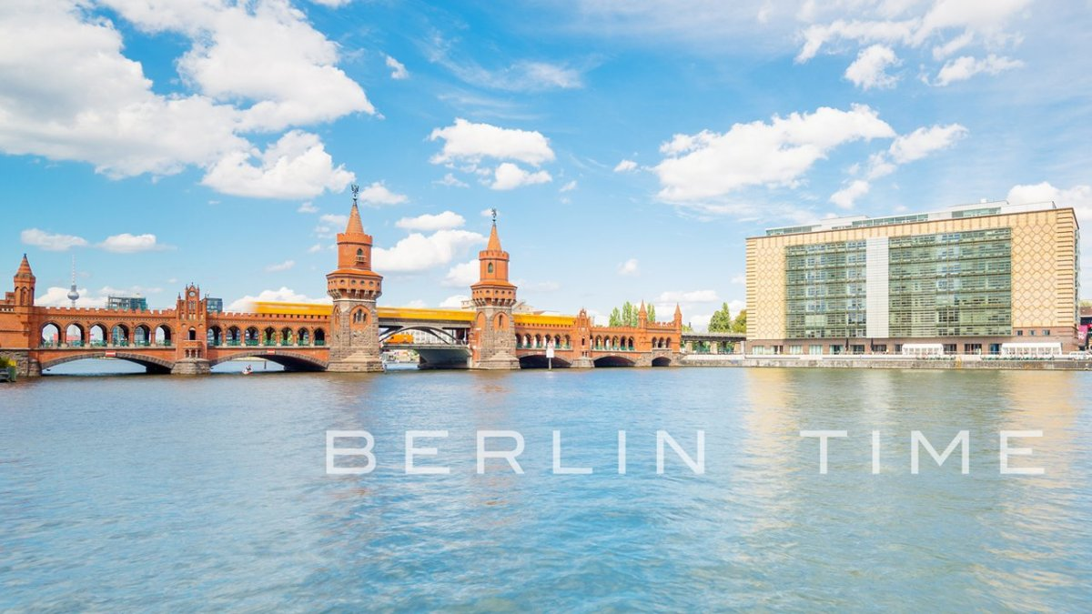 Die Hauptstadt im Zeitraffer: BERLIN TIME