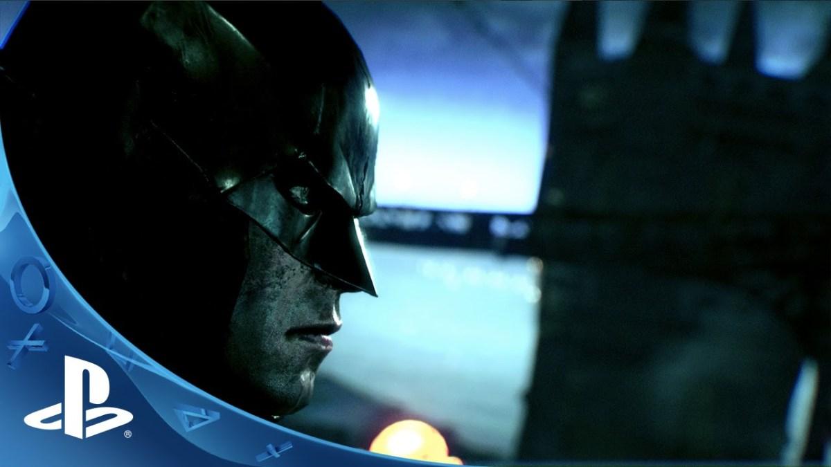 """""""Batman: Arkham Knight"""" sieht erstaunlich gut aus"""