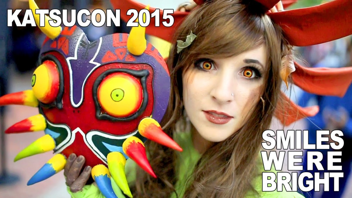 Die Cosplay-Musik-Videos von der Katsucon 2015