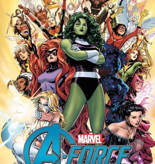 Marvel bringt ein komplett weibliches Avengers-Team und gibt ihm einen blöden Namen