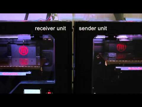 """""""Scotty"""", der 3D-Drucker, der dem Beamen am nächsten kommt"""