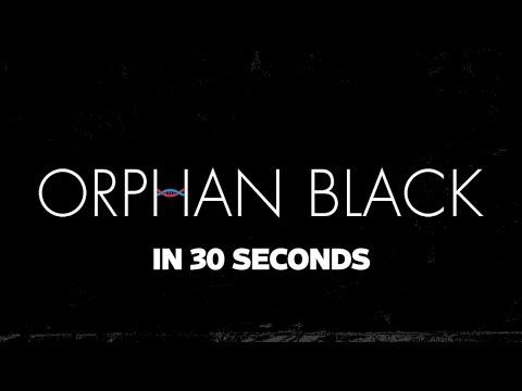 """Das Cast von """"Orphan Black"""" erklärt die Serie in 30 Sekunden"""
