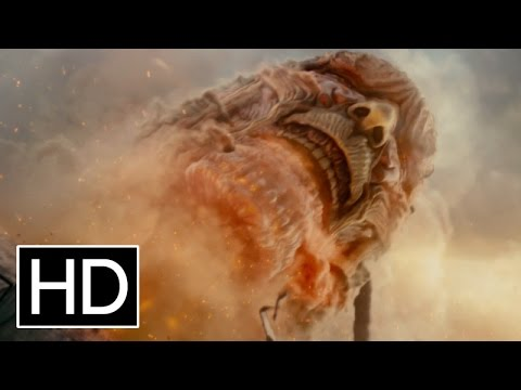 "Der Live-Action-""Attack on Titan""-Trailer mit Untertiteln"