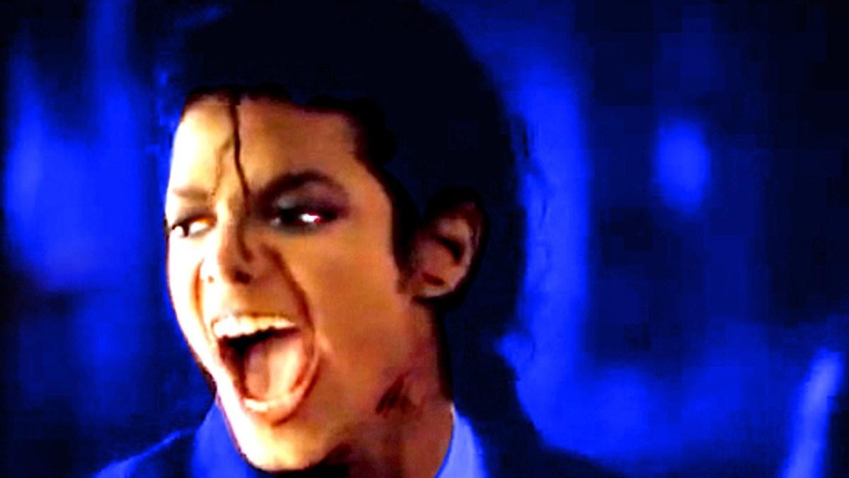 """In der Nachsynchronisation von """"The Way you make me feel"""" von Michael Jackson wirkt das alles schon wesentlich bedrohlicher"""