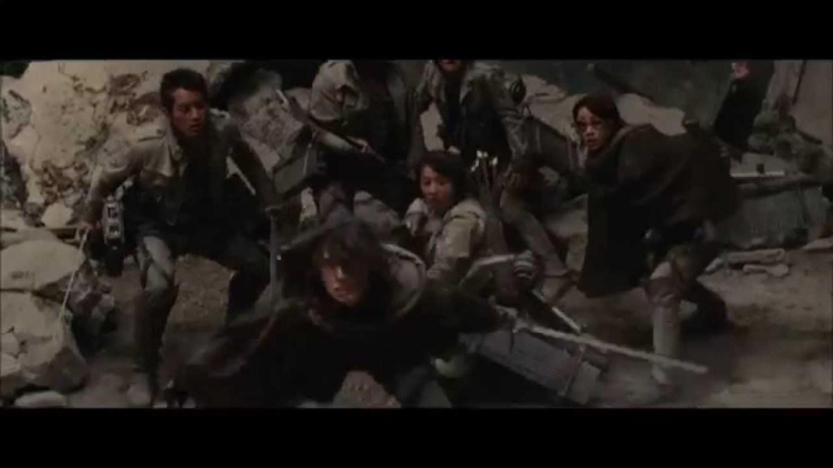 """Meine Fresse, sieht """"Attack on Titan"""" im zweiten Trailer gut aus!"""