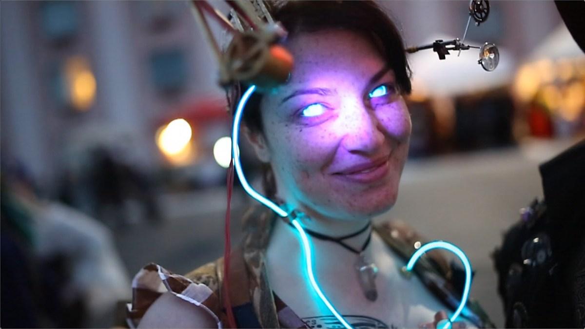 Das Cosplay Musik Video vom Steampunk Fair 2015
