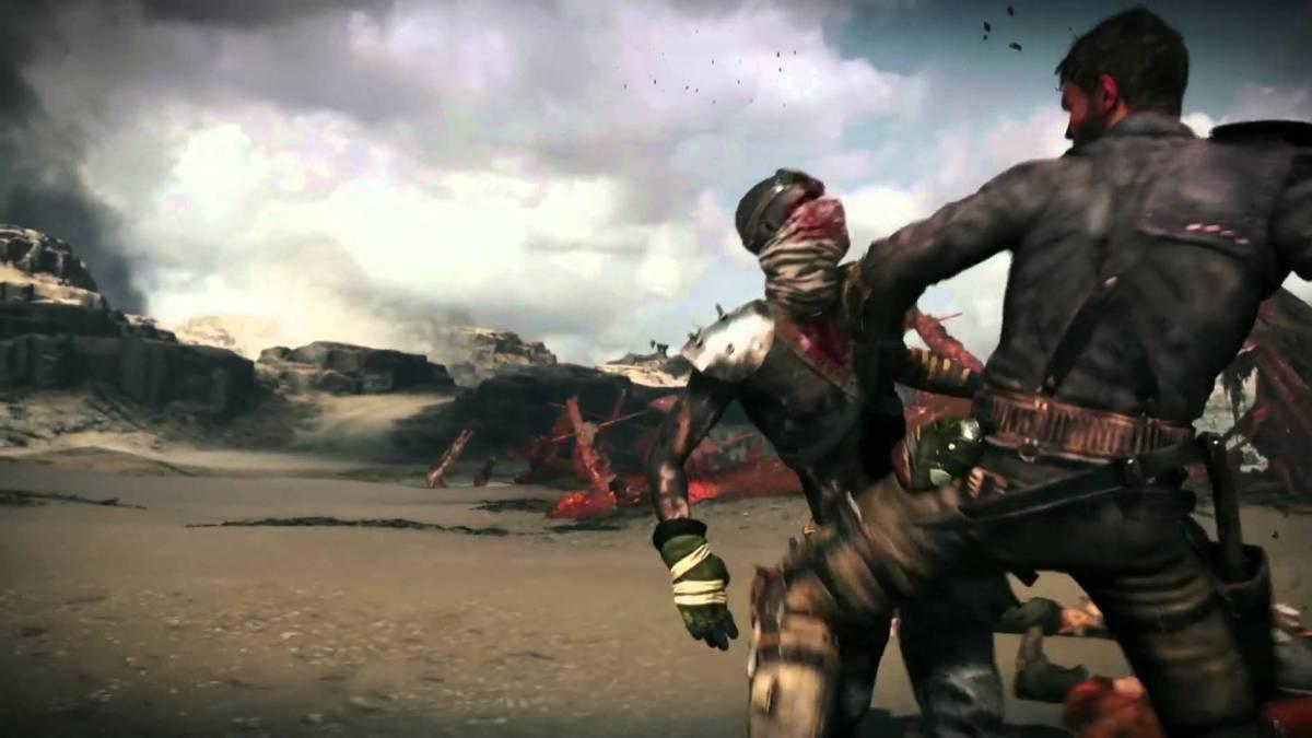 """""""Mad Max: Savage Road"""", das Spiel zum Film, sieht auch echt nett aus!"""
