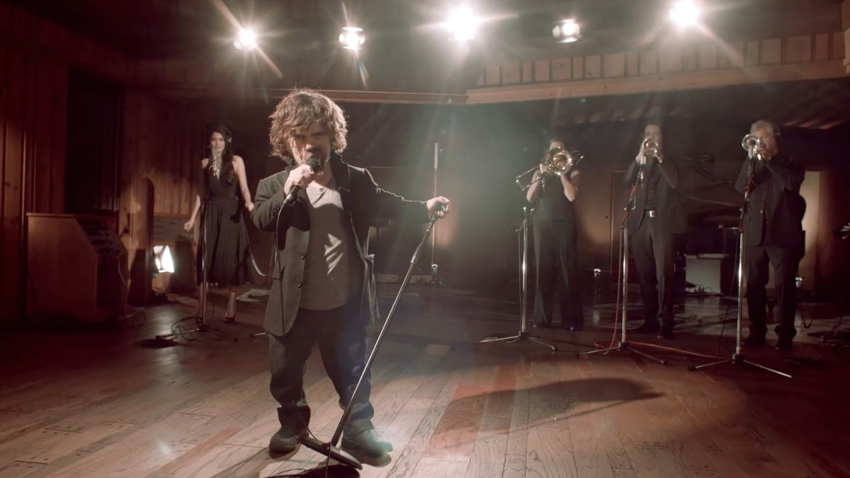 "Peter Dinklage singt den Teaser für ""Game of Thrones: The Musical"""