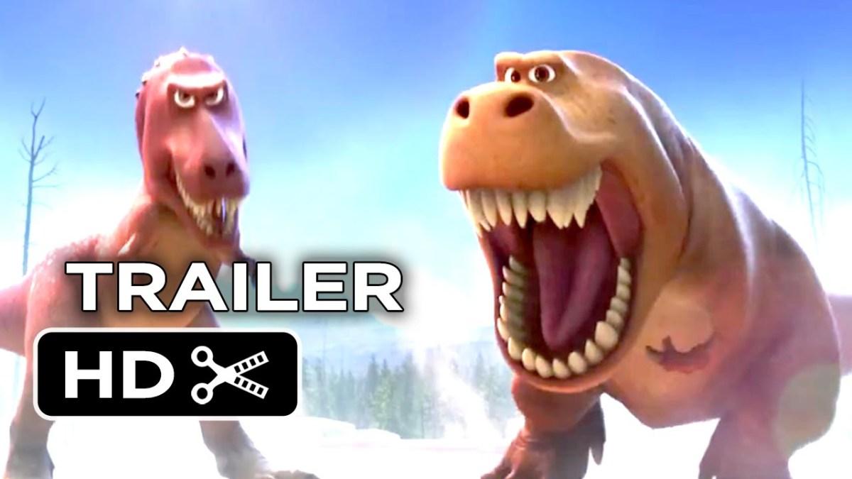 "Pixar zeigt uns den ersten Teaser zu ""THE GOOD DINOSAUR"""