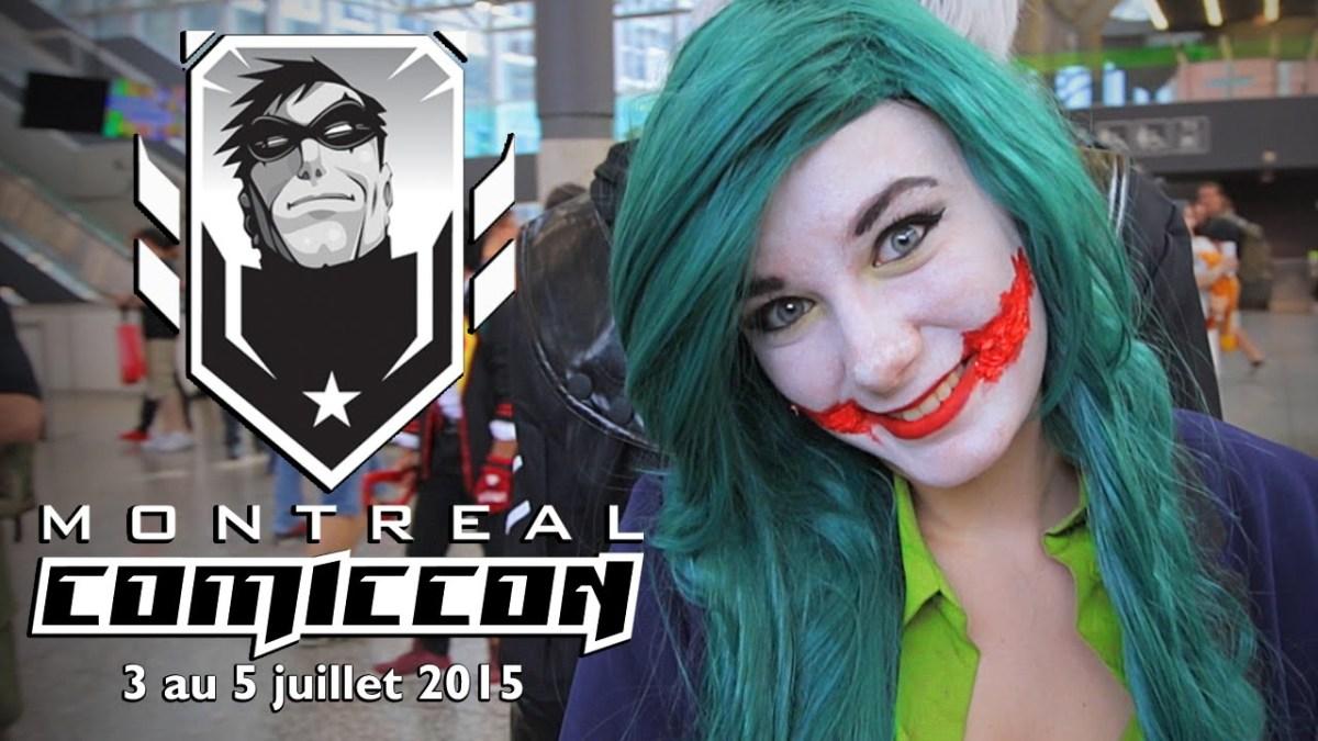 Das Cosplay Musik Video von der Montreal Comic Con 2015