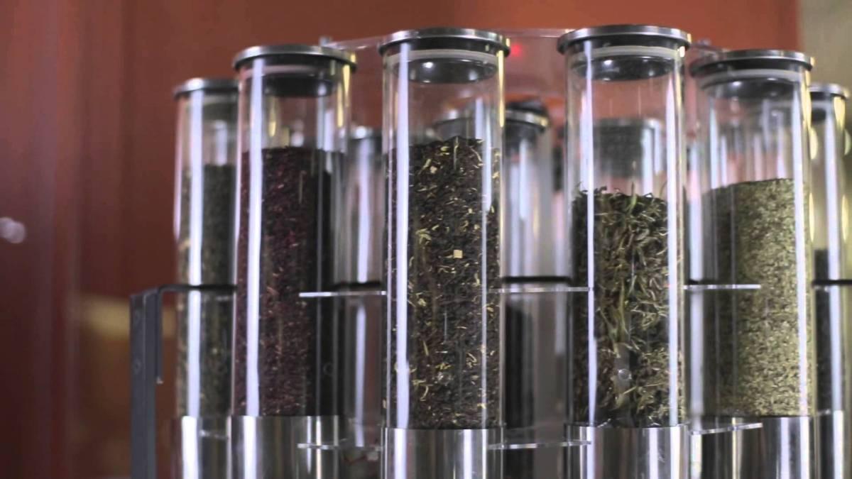 Der teaBOT kocht euch euren Tee vollautomatisch
