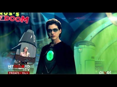 """""""Sidekicks"""" – ein Superheldenkurzfilm mit Joseph Gordon-Levitt, Anne Hathaway und…"""