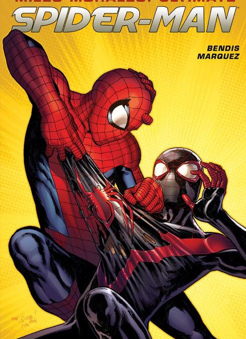 Comicreview: Miles Moreles – Ultimate Spider-Man Bd. 1