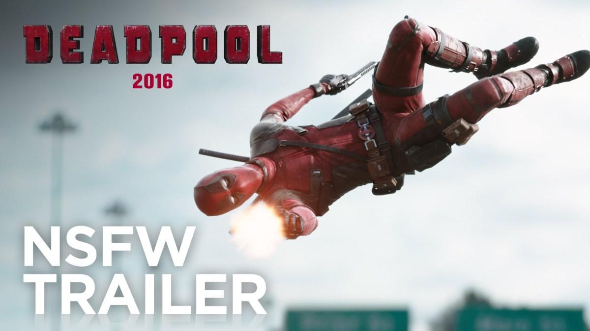 """Ihr wolltet den richtigen """"Deadpool""""-Trailer? Ihr bekommt den richtigen """"Deadpool""""-Trailer!"""