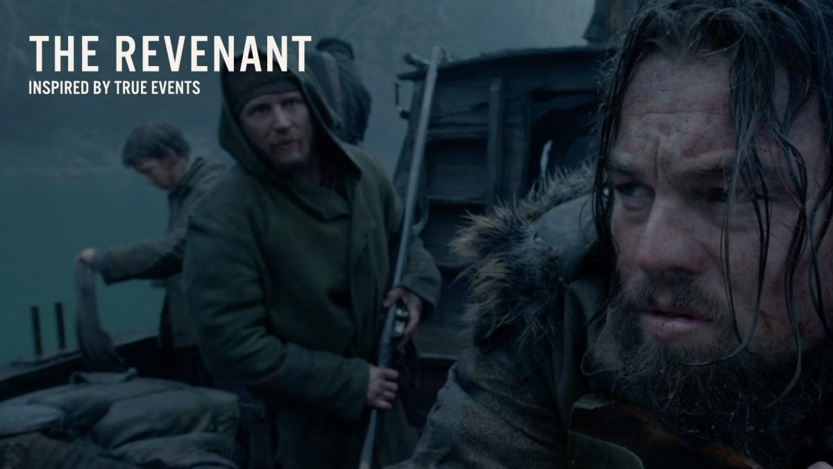 """Mit """"The Revenant"""" könnte es bei Leo vielleicht endlich mal mit dem Oscar klappen"""
