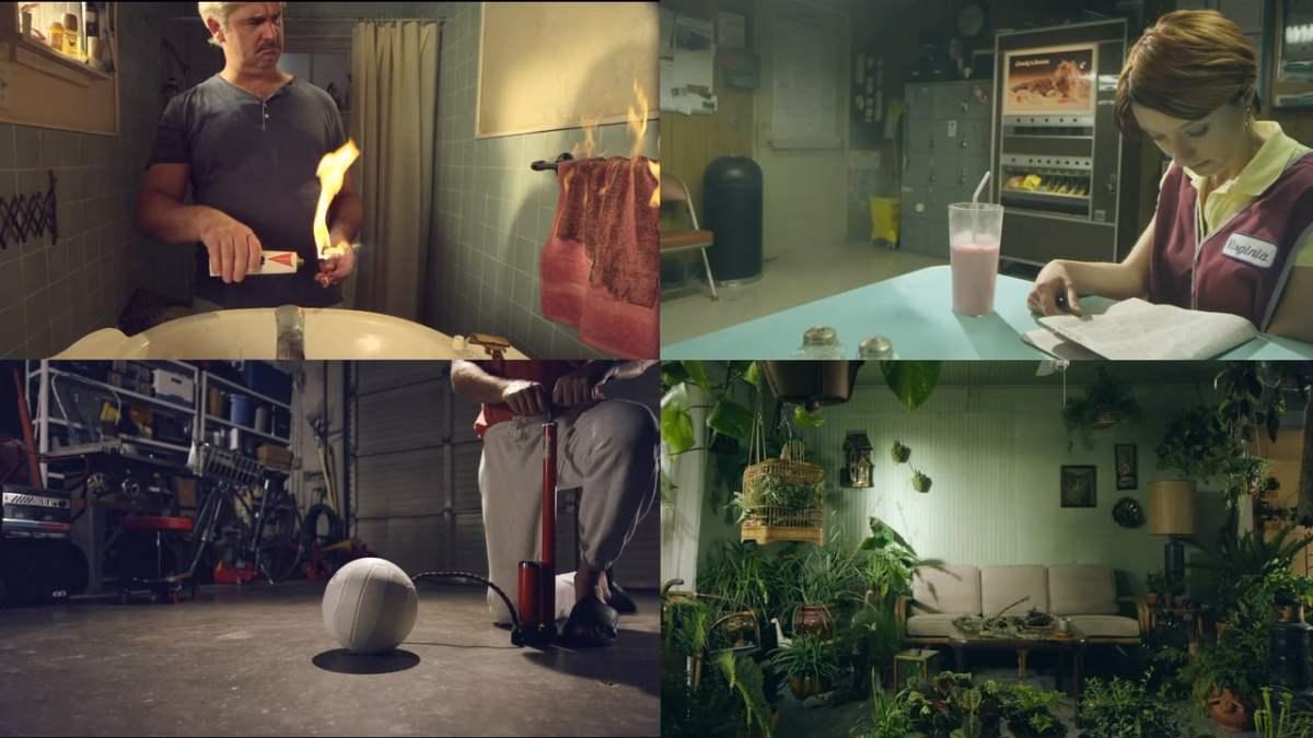 """""""INPUT/OUTPUT"""" ist ein Kurzfilm mit merkwürdigen Reaktionen auf Aktionen"""