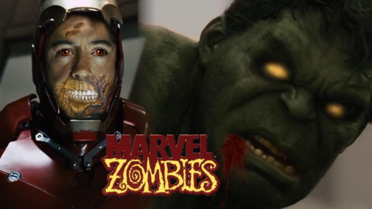 """""""Marvel Zombies"""" – der Trailer zum Film, der wohl niemals sein wird…"""