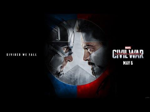 """""""Captain America: Civil War"""" – Im ersten Trailer geht ja ziemlich die Post ab!"""