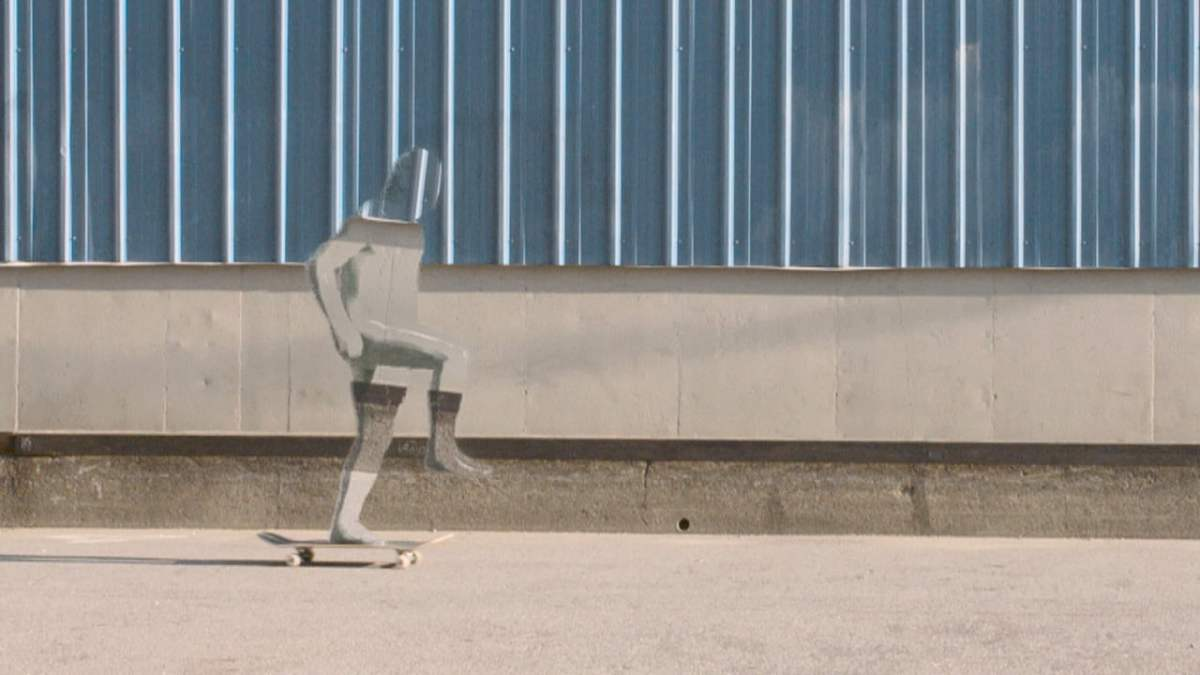 """Skate Vision"" – Fernsehsendungen über Skateboards, in denen alles Skateboards ist"