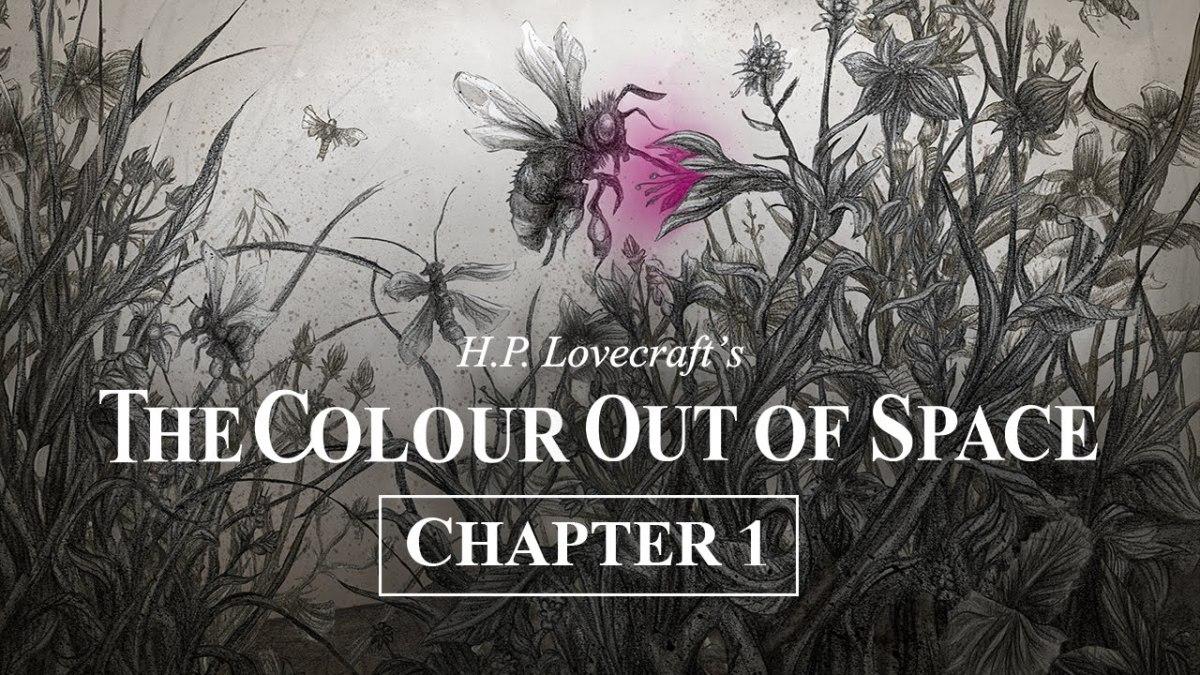 """The Colour out of Space"" von H.P. Lovecraft als animierter Comic mit tollem Soundtrack"