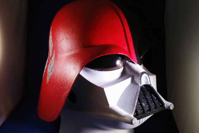 Darth Vader Harley Quinn