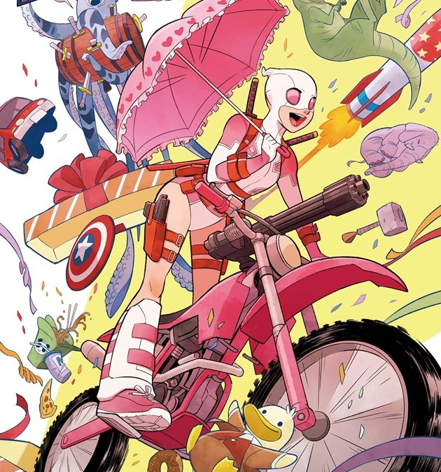 """""""Gwenpool"""" wird zur ongoing Comicserie"""