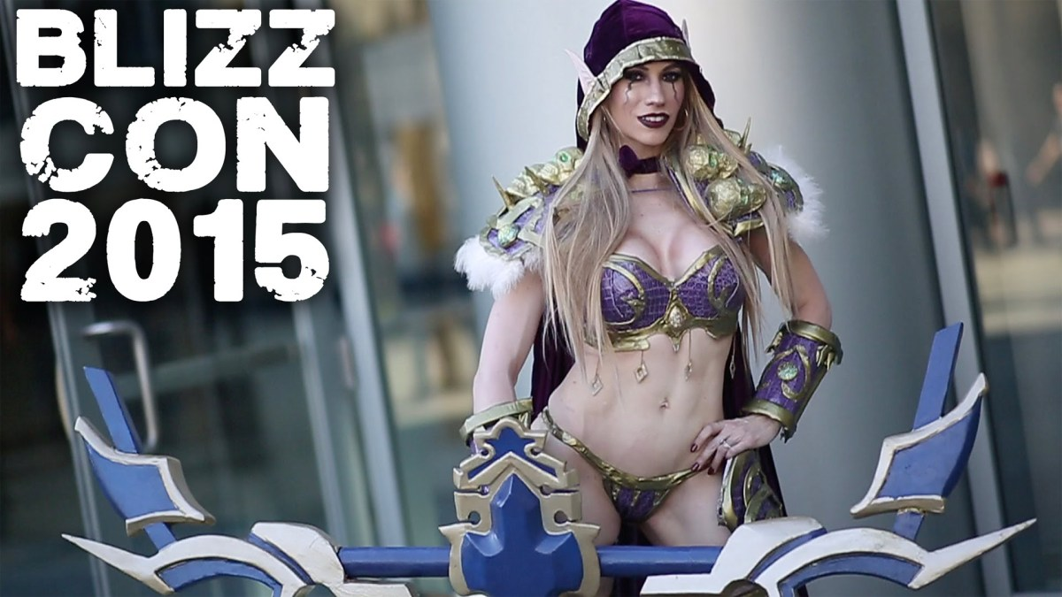 Das zweite Cosplay Musik Video von der BlizzCon 2015