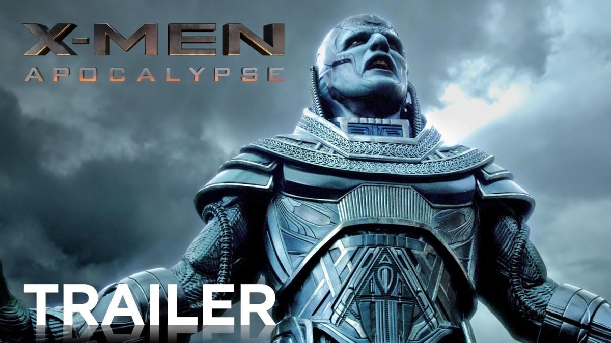 """Haben wir eigentlich schon über den """"X-Men: Apocalypse""""-Trailer gesprochen?"""