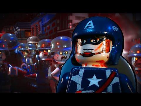 """Lego Captain America 3 – Nazi Zombies"""