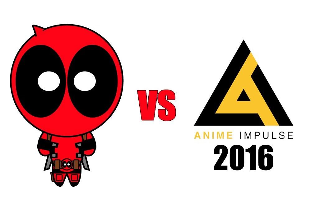 Deadpool vs. Anime Expo 2016