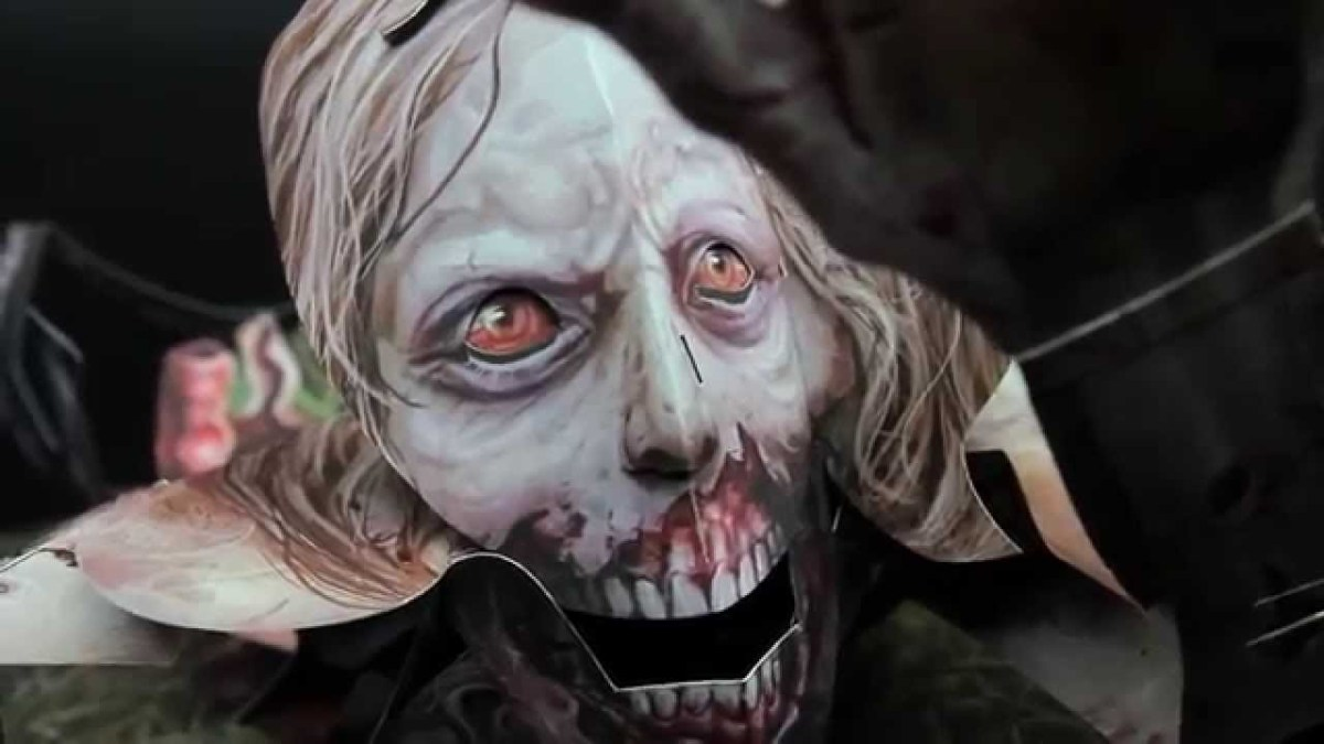 """Es gibt ein """"The Walking Dead""""-Pop-Up-Buch!"""