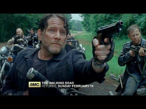 """""""The Walking Dead"""": Im Trailer zu zweiten Hälfte der 6. Staffel wird uns endlich Negan versprochen"""