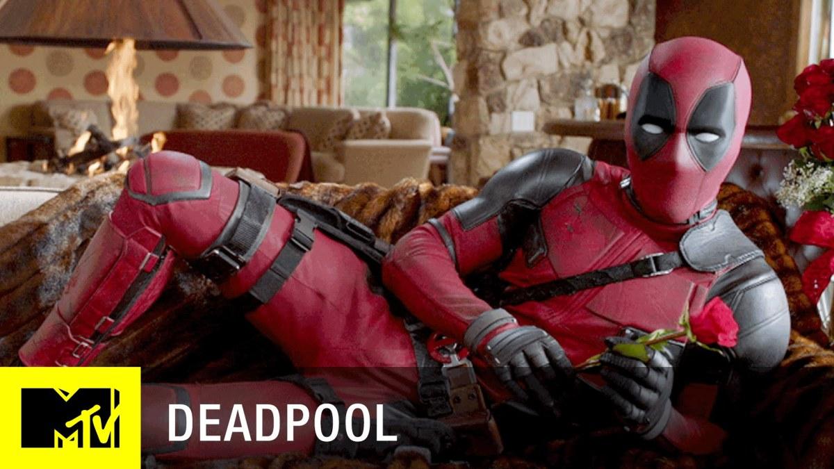 Deadpool spricht über den Valentinstag und über die Superb Owl