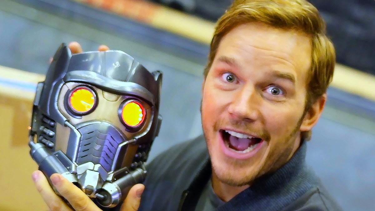 """""""Guardians of the Galaxy Vol. 2"""": Chrisp Rat gibt uns schon mal eine kleine Tour über das Set"""