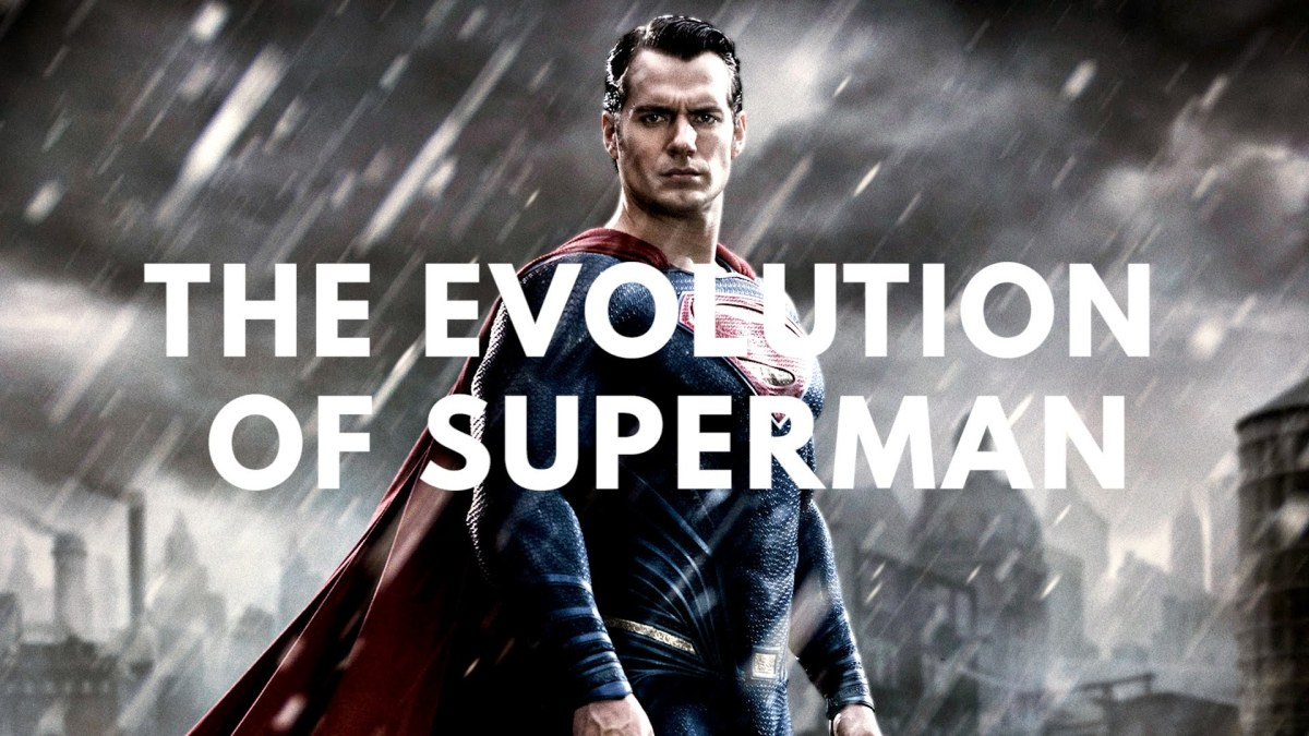 """The Evolution of Superman in Television & Film"""