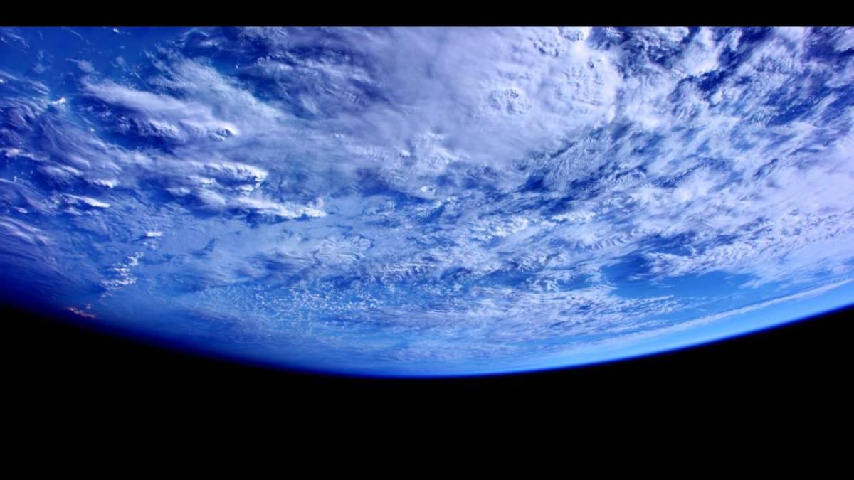 Die Erde aus dem Weltraum in 4K