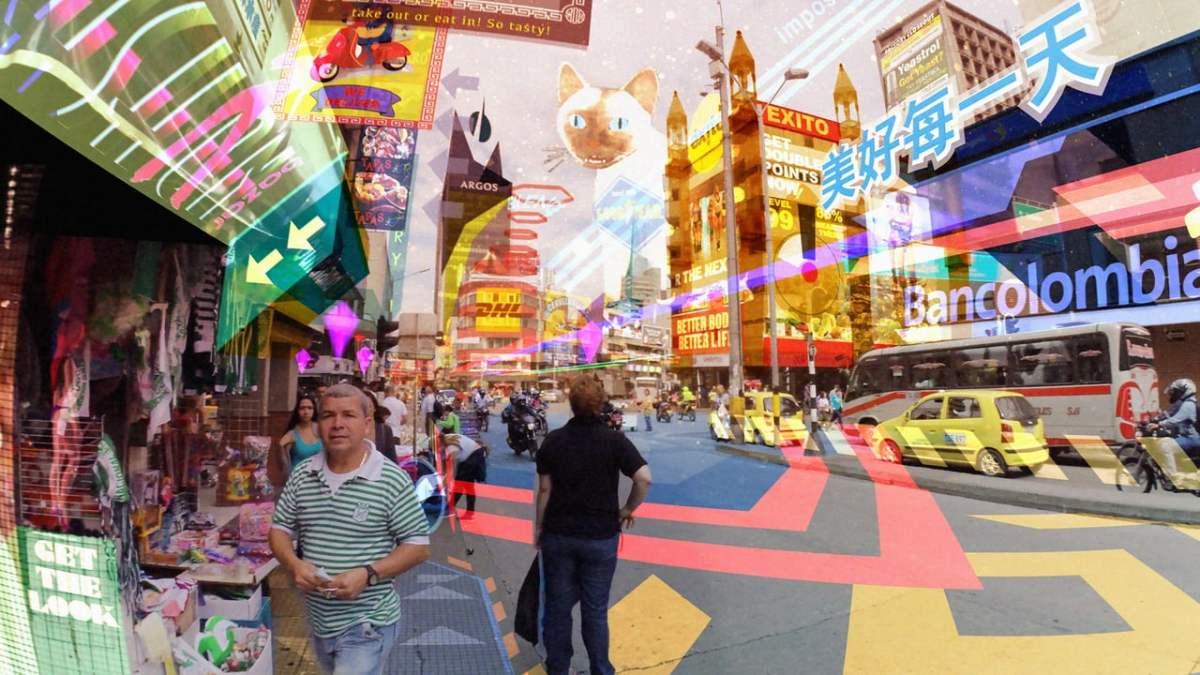 Ein Kurzfilm zeigt uns das Leben mit Hyper-Reality, wenn Augmented Reality übertrieben wird